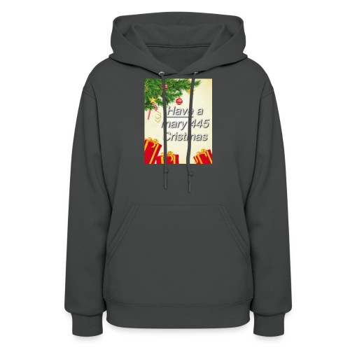 Have a Mary 445 Christmas - Women's Hoodie
