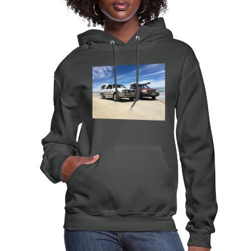 Subaru off roading - Women's Hoodie