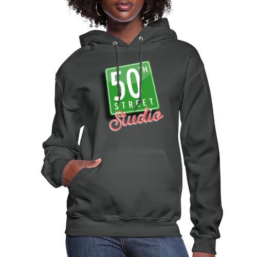 50th Street Studio LOGO - Women's Hoodie