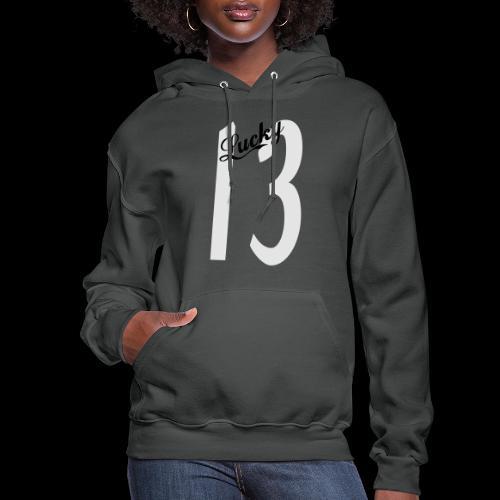 Lucky Thirteen - Women's Hoodie