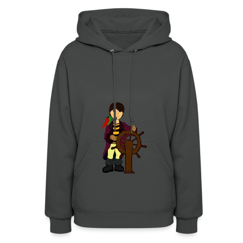 Alex the Great - Pirate - Women's Hoodie
