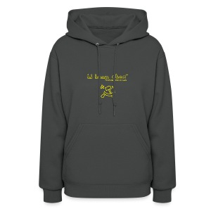 Full Li Huan Chao Logo Black+Yellow - Women's Hoodie