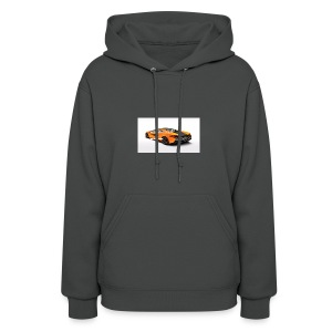 ChillBrosGaming Chill Like This Car - Women's Hoodie