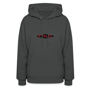 Fuls graffiti clothing - Women's Hoodie