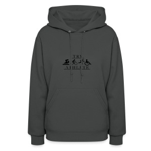 TRY ATHLETE - Women's Hoodie