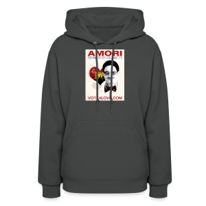Amori for Mayor of Los Angeles eco friendly shirt - Women's Hoodie
