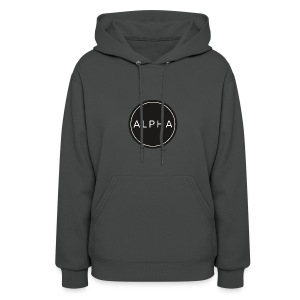 alpha team fitness - Women's Hoodie