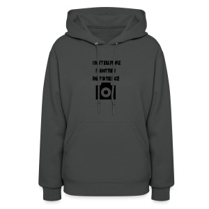 right in the face - Women's Hoodie