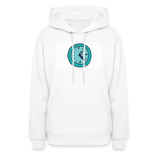 When the clock strikes: Caps, Men's hoodie and wom - Women's Hoodie