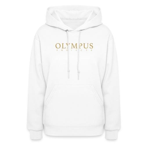 Olympus Txt Logo - Women's Hoodie