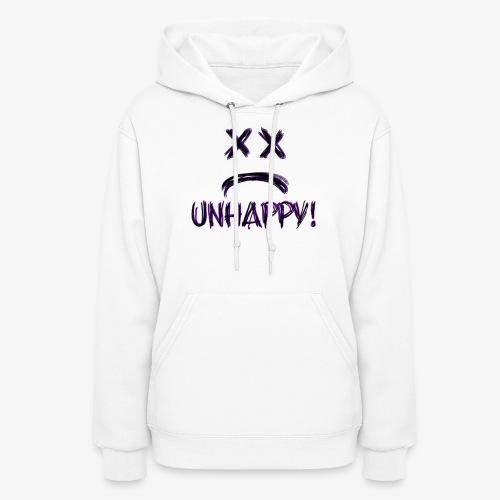 Unhappy! - Women's Hoodie
