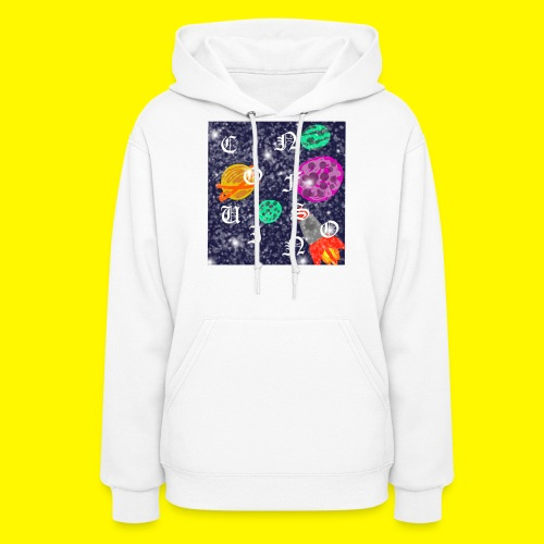 confusion galaxy - Women's Hoodie
