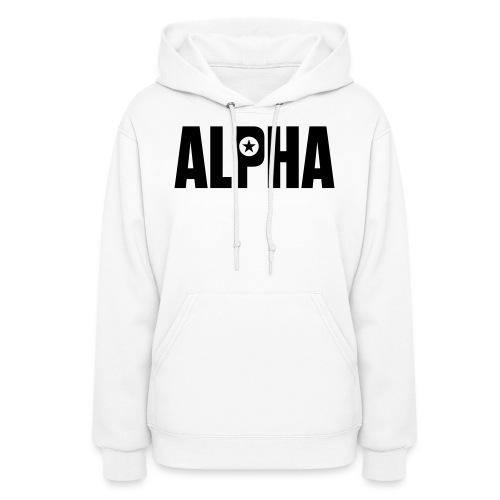 ALPHA - Women's Hoodie