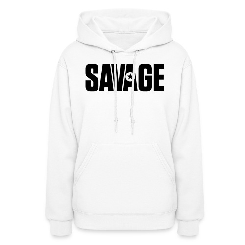 SAVAGE - Women's Hoodie