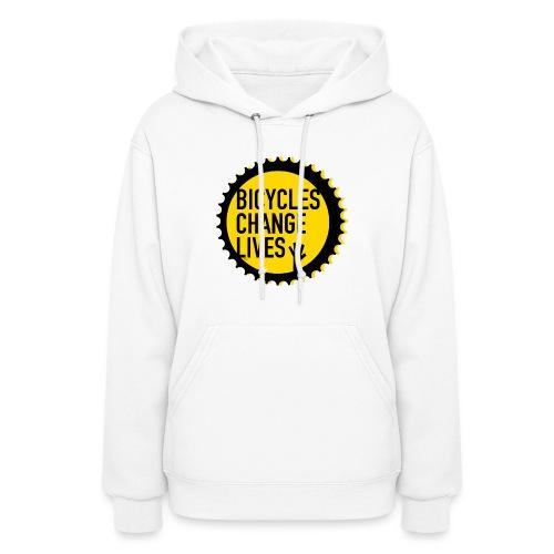 BCL Yellow Cog - Women's Hoodie