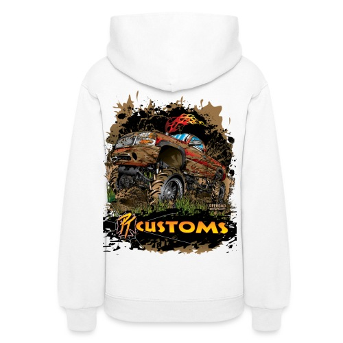 Mud Truck PT Customs - Women's Hoodie