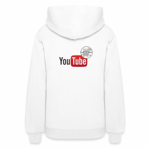 Go Bus Australia - YouTube Range - Women's Hoodie