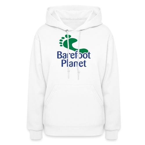 I Run Better, I Run Barefoot Women's T-Shirts - Women's Hoodie