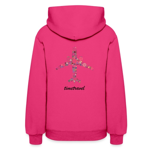 Time To Travel - Women's Hoodie