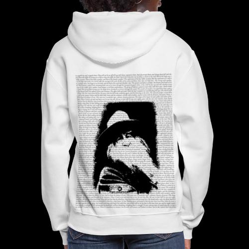 Whitman's Words - Women's Hoodie