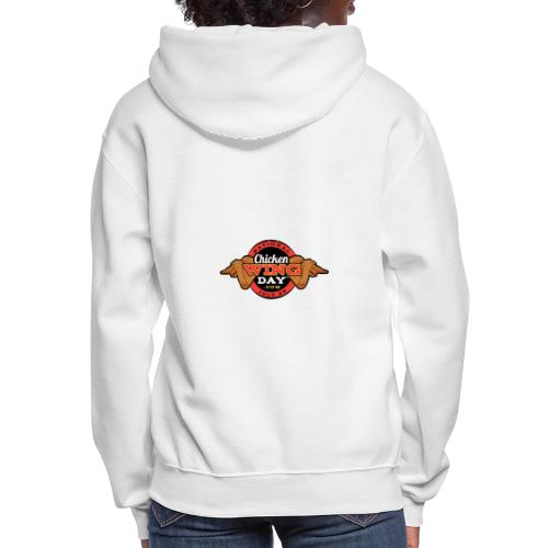 Chicken Wing Day - Women's Hoodie