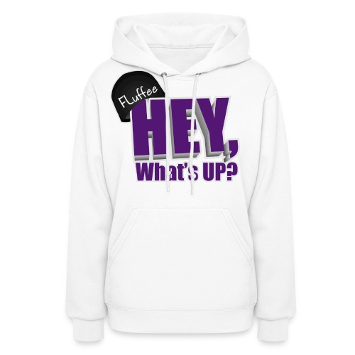 smoove purple - Women's Hoodie