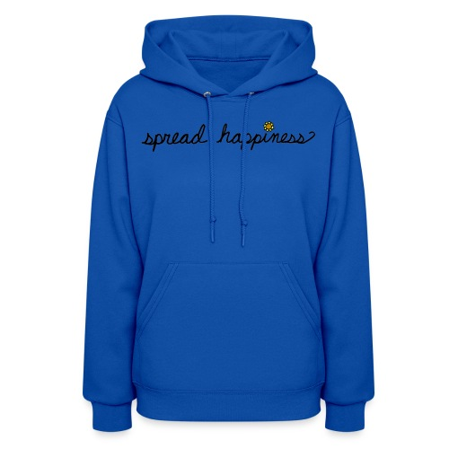 Spread Happiness Women's T-shirt - Women's Hoodie