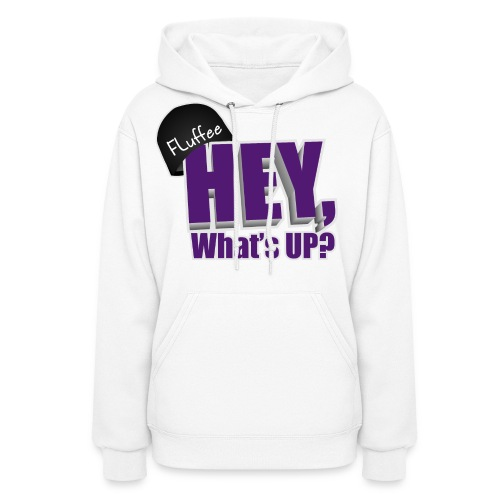 smoove purple - Women's Hoodie