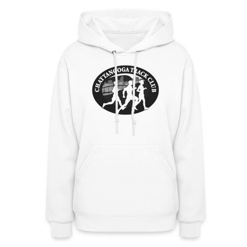 CTC-Logo-GS_WhiteLetters - Women's Hoodie