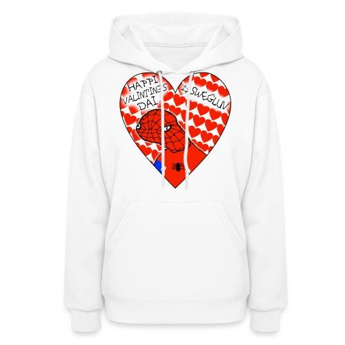 #SWEGLUV Valentines Day - Women's Hoodie