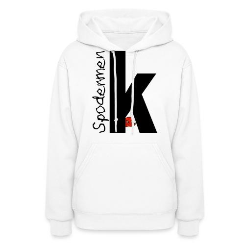 k - Women's Hoodie