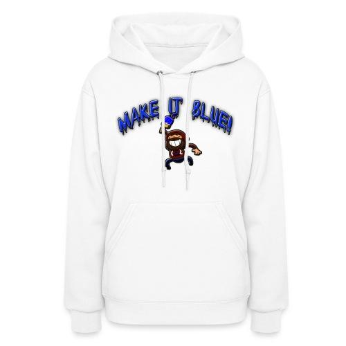 modii101 make it blue - Women's Hoodie