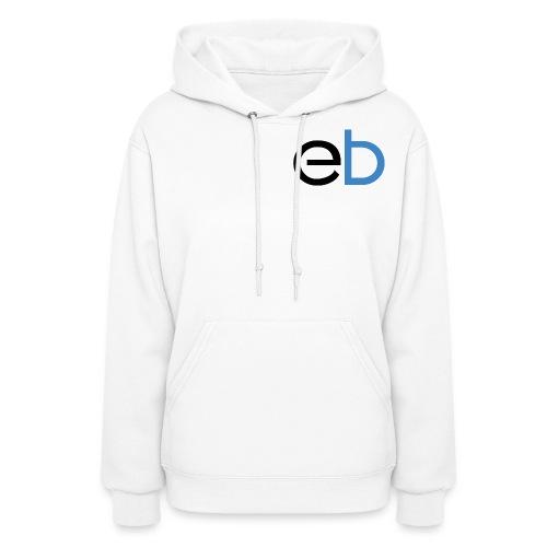 eb black - Women's Hoodie