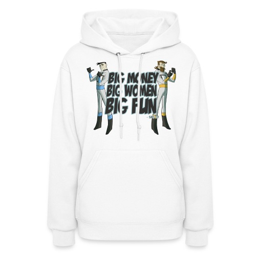 Big Money - Women's Hoodie