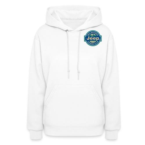 MJOC color logo - Women's Hoodie