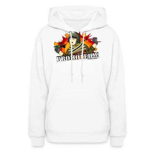 Promoted! Hank & Jed - Women's Hoodie