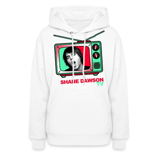 dawsontv for black shirts Shane Dawson - Women's Hoodie