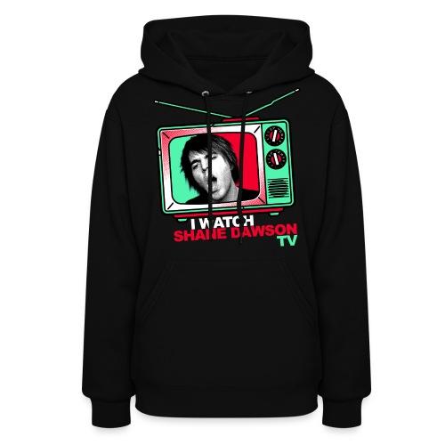 dawsontv for black shirts Shane Dawson - Women's Hoodie