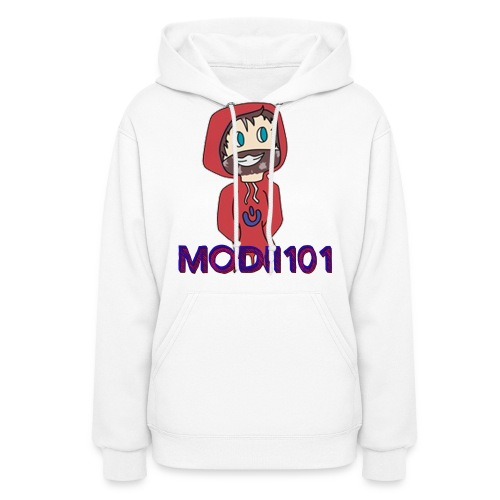 MODII FACE FINAL - Women's Hoodie