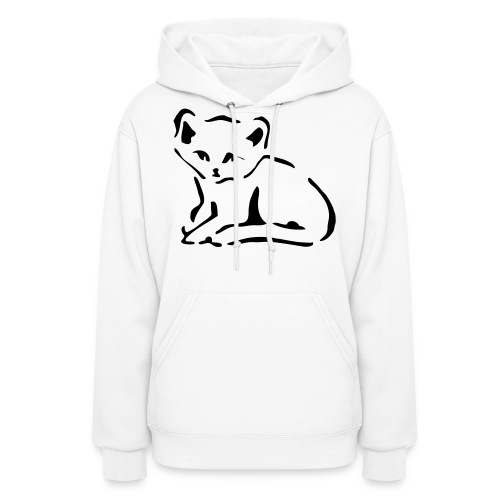 Kitty Cat - Women's Hoodie