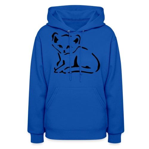 Kitty Cat - Women's Hoodie
