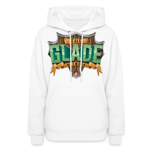 The Glade Network Logo - Women's Hoodie
