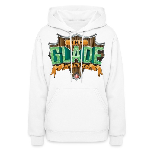 The Glade Network Logo - Women's Hoodie