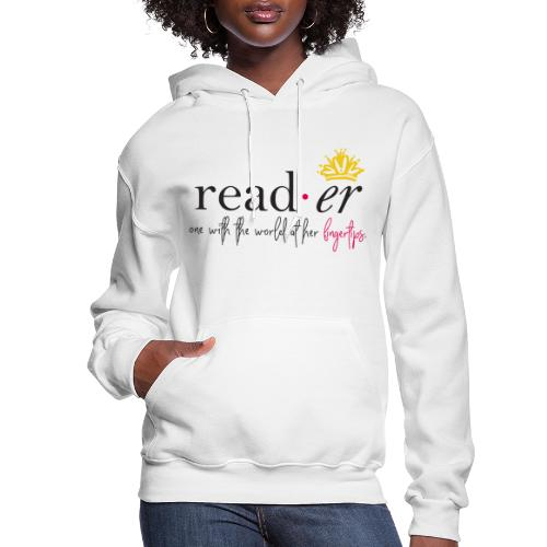 Reader Definition Tee - Women's Hoodie