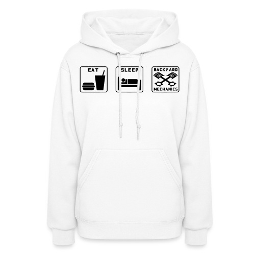 Eat Sleep BM - Women's Hoodie