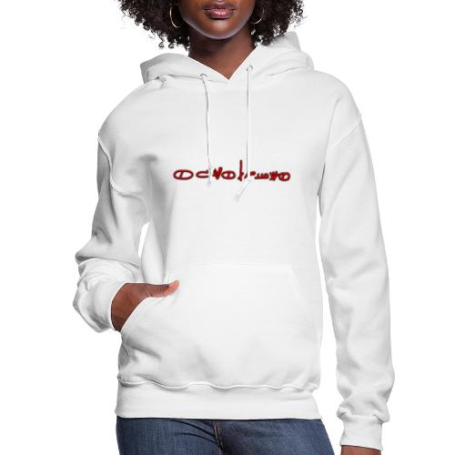 Sign1News in written ASL (Exclusive Design) - Women's Hoodie
