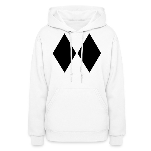Double Black Diamond - Women's Hoodie