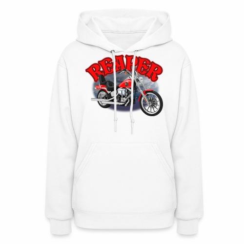 Motorcycle Reaper - Women's Hoodie