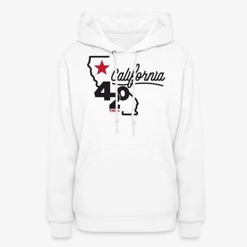California 420 - Women's Hoodie