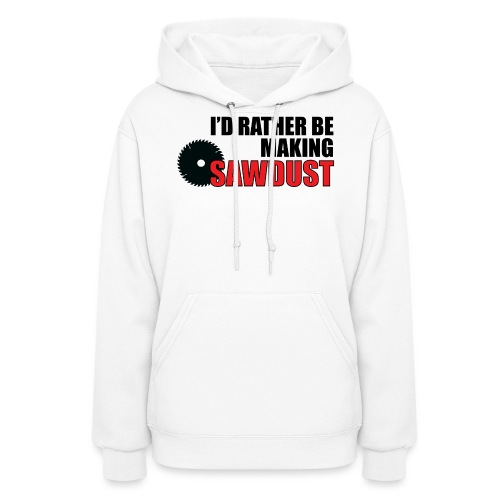 I'd Rather Be - Women's Hoodie